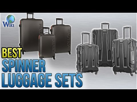 10 Best Spinner Luggage Sets 2018