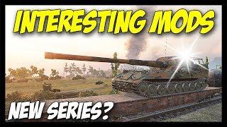 ► Interesting Mods #1 - Battle Hits & Hangar Manager - World of Tanks [NEW SERIES?]
