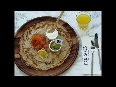 Pancake Salmon | PANCAKES Amsterdam