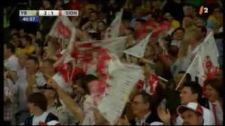 Finale De La Coupe De Suisse 2009 BSC Young Boys - FC Sion 2-3