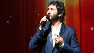 Josh Groban STAGES Atlanta 9/12/15 Try To Remember & Old Devil Moon clips