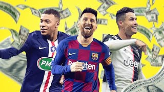 The 10 best paid players in the world in 2020   Oh My Goal