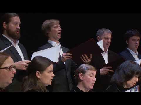 2017. Великопостный концерт ПХСЕМ в академическом театре им.  Янки Купалы в 2017 году