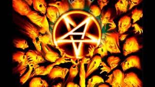 Anthrax - Earth On Hell (lyrics on screen)