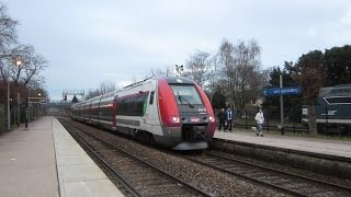preview picture of video '[Paris] BiBi B82500 MOFO - Lizy-sur-Ourcq (Ligne P Transilien)'