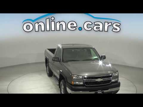 Pre-Owned 2007 Chevrolet Silverado 2500HD Classic Work Truck