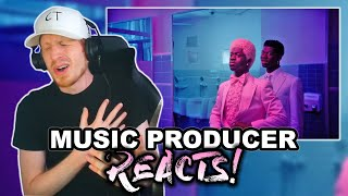 Music Producer Reacts to Lil Nas X - SUN GOES DOWN