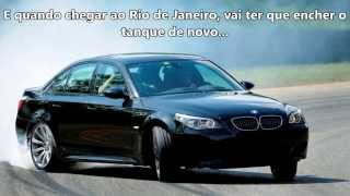 BMW M5 V10 - THE KING OF ROAD IN BRAZIL