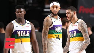 Are Zion Williamson and the Pelicans a good bet to make the playoffs? | Daily Wager