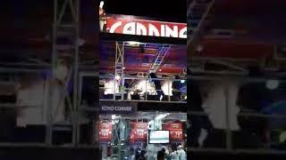 JAMES BONES LIVE @ CARDINAL AWARDS 2018 @ JAKARTA FAIR PRJ