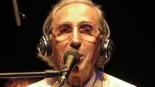 Franco Battiato - La Cura (El cuidado) .Auditorio Mar de Vigo. 4/9/15.