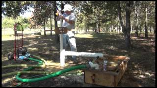 Drill Your Own Well Series - Mud Pump & Portable Mud Pit
