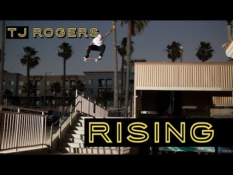 Image for video TJ Rogers 'RISING' Part