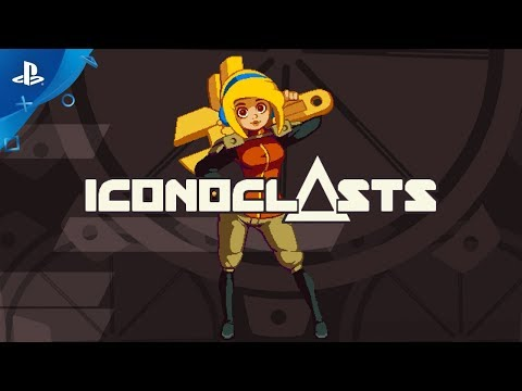 Iconoclasts – Feature Trailer | PS4 & Vita thumbnail