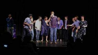 """ASTERIK: """"Parallels"""" by Brandston (a cappella)"""