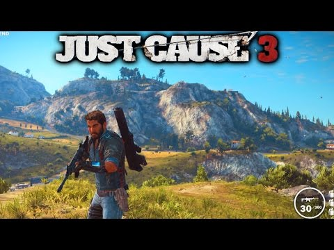 Gameplay de Just Cause 3 XL Edition