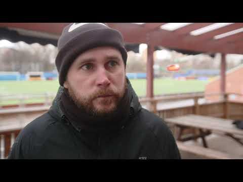 AIK Play: Patric Jildefalk inför J-Södra i Svenska cupen