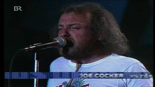 Joe Cocker - Look What You've Done (LIVE) HD