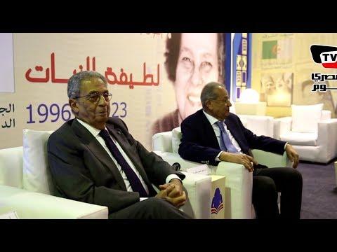 عمرو موسي: «حذرت النظام قبل ٢٥يناير ب٦أيام»
