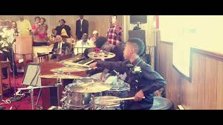 Amazing Drum Solo By 11 Year Old Drummer From Atlanta Drum Academy