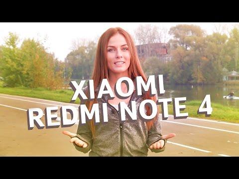Обзор Xiaomi Redmi Note 4 от Румиком и Алены Русь