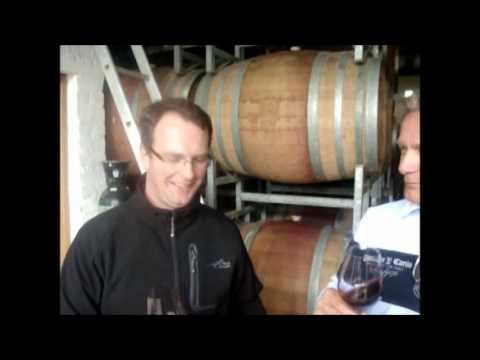 Unterwegs in Südafrika - Edgebaston Finlayson Family Vineyards