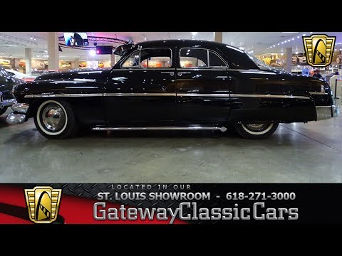 1951 Mercury Sedan for Sale - CC-991091