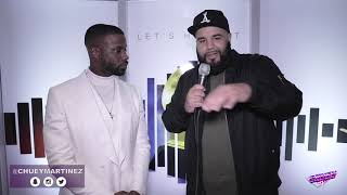 Jay Rock - GRAMMY's Exclusive with Chuey Martinez |ChueyTV|