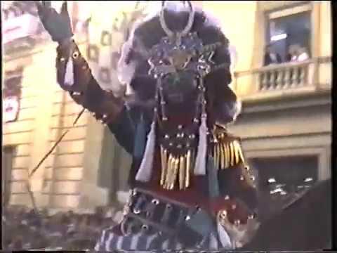 Alferecía Filá Ligeros 1992