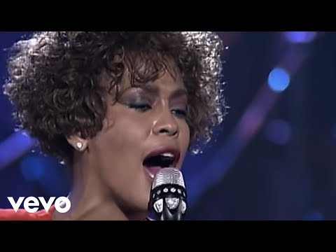 Whitney Houston - All The Man That I Need (Live) [Official Video]