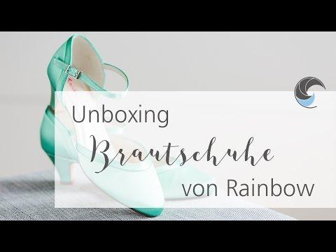 Rainbow Schuhe färben lassen | Unboxing Video | Diana Jill Fotografie