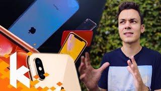 iPhone Xs (Max) & Xr - Meine ehrliche Meinung! - dooclip.me