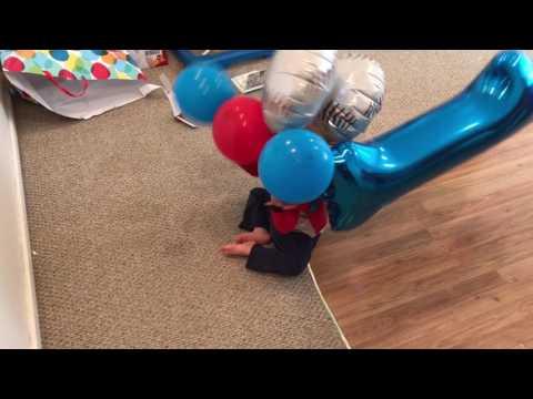 Emerson the Balloon Boy