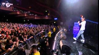 Tinchy Stryder performs Off The Record at BBC 1Xtra Live in Manchester