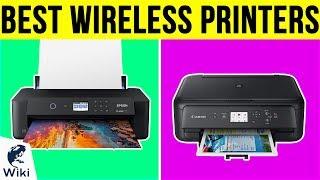9 Best Wireless Printers 2019
