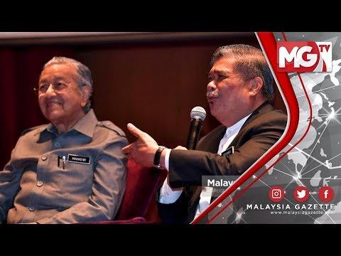 """TERKINI : UNDI TAK PERCAYA! """"Saya Nak Tengok PAS Sokong Saya Atau Tidak"""" - Tun Mahathir"""