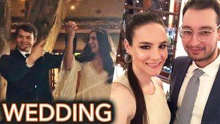 Simply's Safiya & Tyler's Wedding Vlog | LA 2019