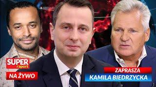 Władysław Kosiniak-Kamysz, Aleksander Kwaśniewski i Krystian Legierski [NA ŻYWO]