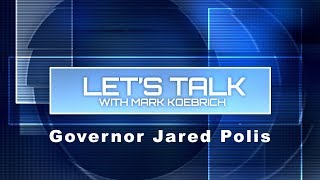 Preview image of Let's Talk with Mark Koebrich - Jared Polis