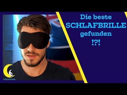 Die beste SCHLAFBRILLE gefunden? | Schlafmaske von nox