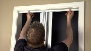 Panache Folding Door Installation