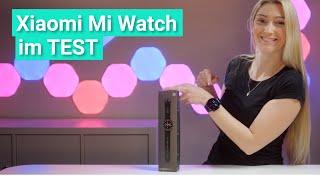 Mi Watch im Test - Das leistet Xiaomis runde Smartwatch!
