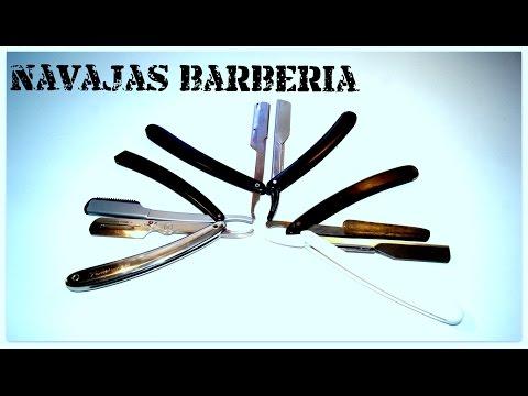 Navajas de barberia- parte 1