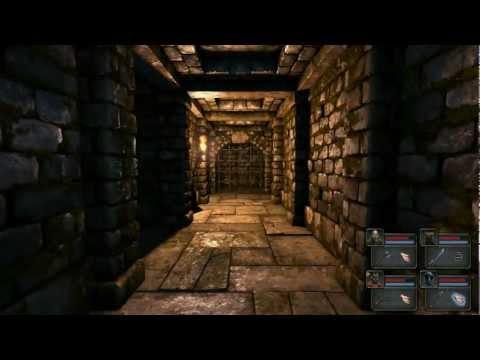 Preorders Begin For Old School Dungeon Crawler The Legend Of Grimrock