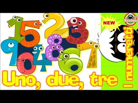 Uno, due, tre (I numeretti) - CANZONE PER BAMBINI, impara numeri ed addizioni (mimato da Drag & Uny)