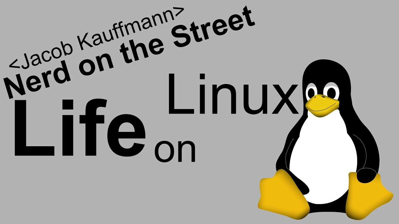 Project: Life on Linux (Intro)