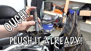 How to Bleed & Flush Harley-Davidson Brake System Fluid-ABS & Non-ABS Systems