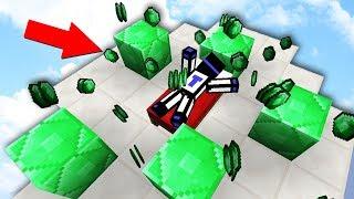 Я ОЧЕНЬ СИЛЬНО ЛЮБЛЮ ИЗУМРУДИКИ, БЕД ВАРС С ИЗУМРУДАМИ - Minecraft Bed Wars