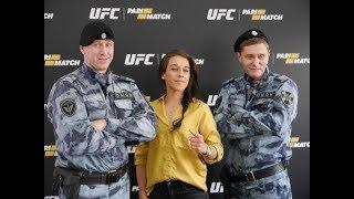 Джоанна Эджейчик встретилась с фанатами в России