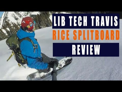 Lib Tech Travis Rice Splitboard Review